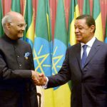 President Kovind Invites Ethiopian And African Business To India