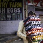 Wholesale Inflation Hits 8-Month High In November On Egg, Vegetable Prices