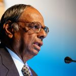 Former RBI Governor Rangarajan Says $5-Trillion GDP Target Simply Out Of Question