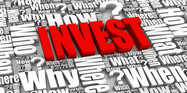 Investing Questions to answer